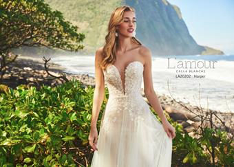 L'Amour by Calla Blanche Style #LA20202