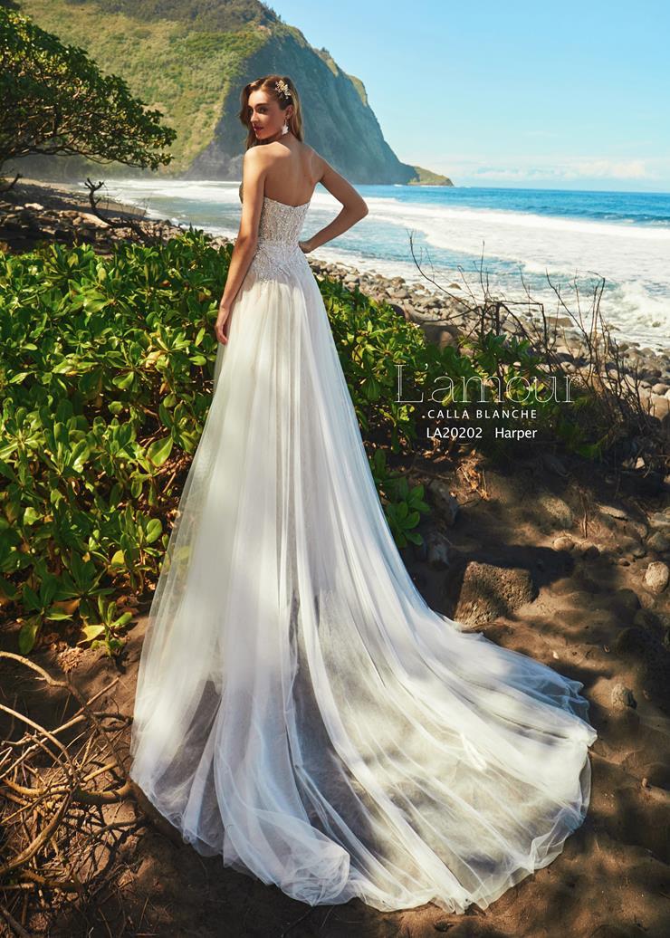 L'Amour by Calla Blanche Style #LA20202 Image
