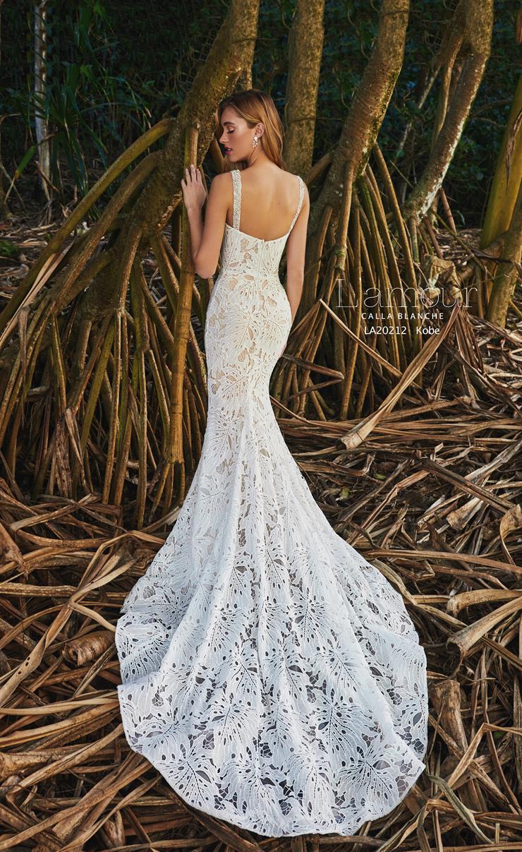 L'Amour by Calla Blanche Style no. LA20212  Image