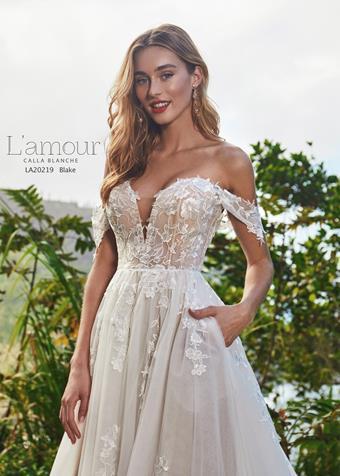 L'Amour by Calla Blanche Style No. LA20219
