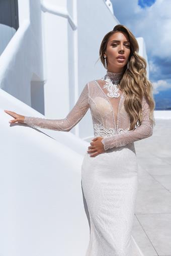 Elly Bride Style Emily