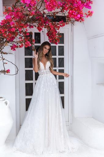 Elly Bride Style Grey
