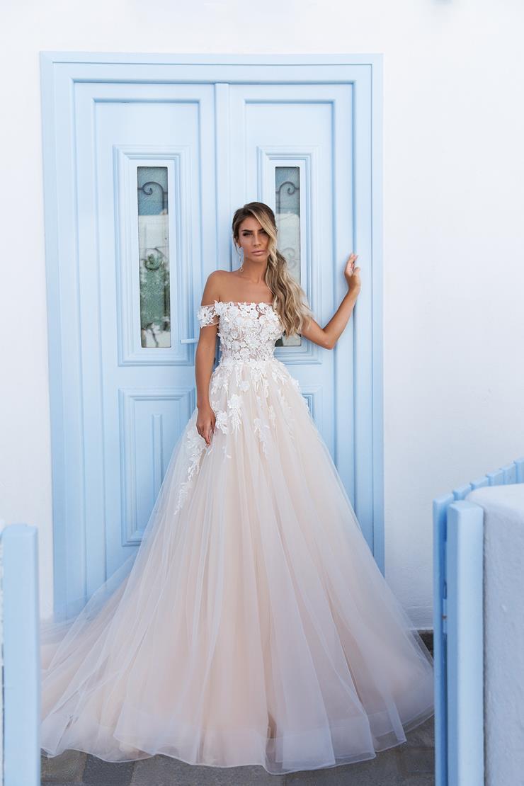 Elly Bride Style no. Megan  Image