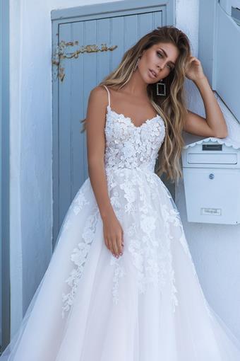Elly Bride Style #Monica