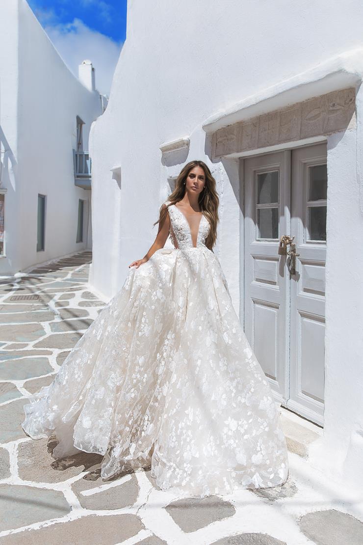 Elly Bride Style #Paris