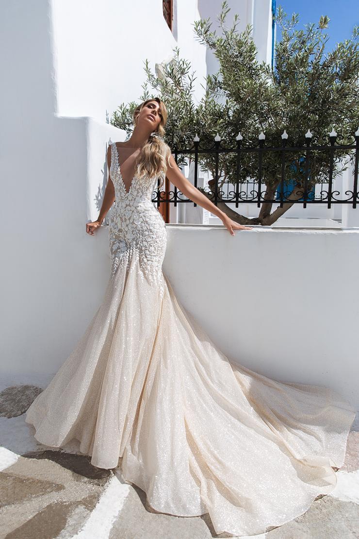 Elly Bride Style #Samantha