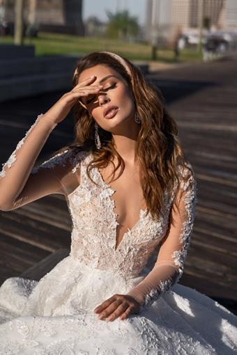 Elly Bride Style #Adel