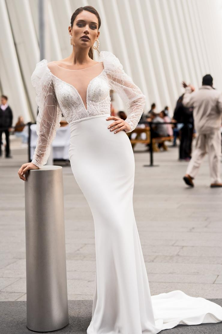 Elly Bride Style #Bonnie