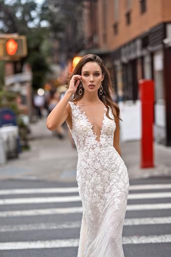 Elly Bride Style #Casablanca