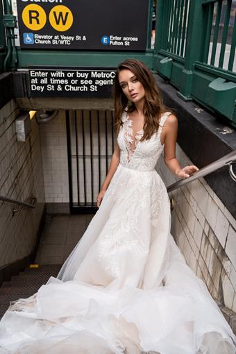Elly Bride Style #Karen