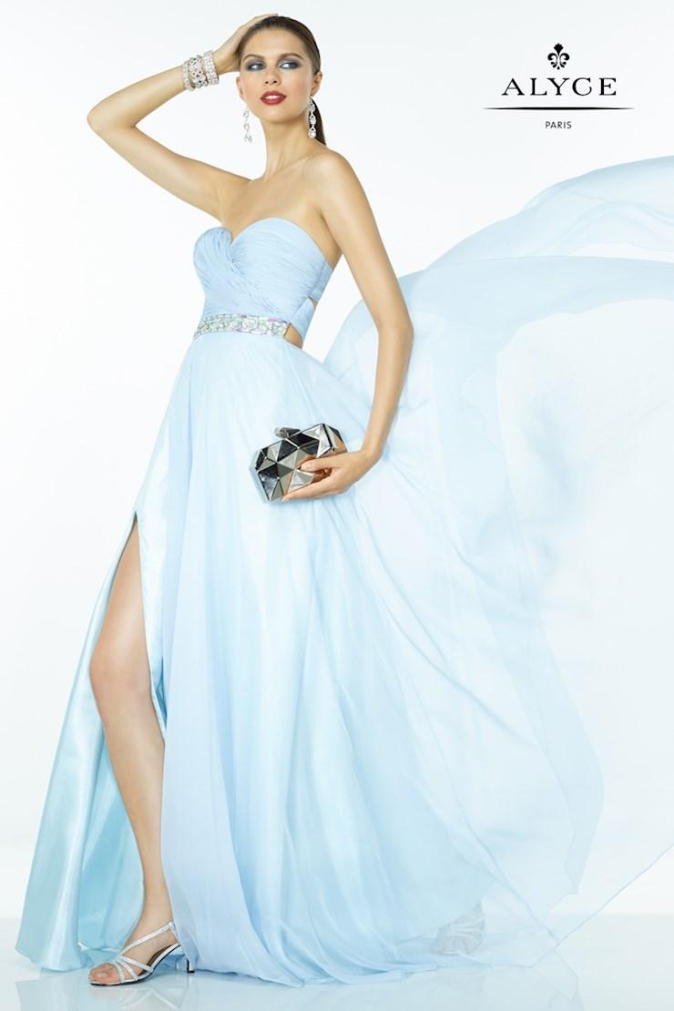 Alyce Paris B'Dazzle Style #35812 Image