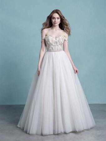 Allure Bridals 9755