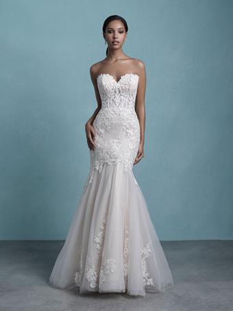 Allure Bridals Style #9756