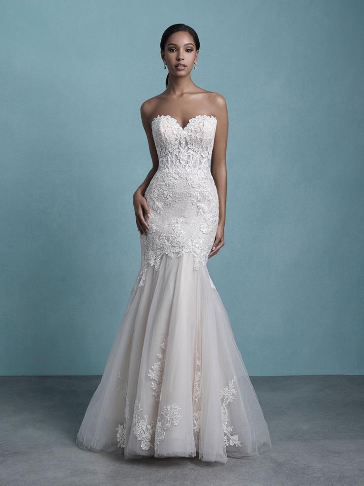 Allure Bridals Style #9756 Image
