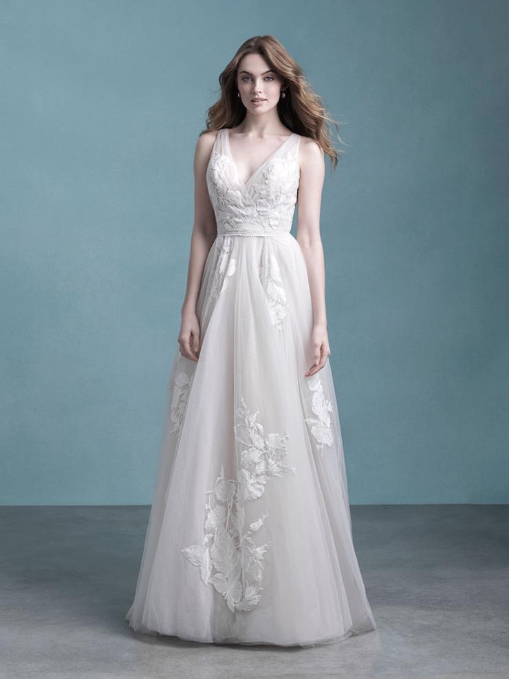 Allure Bridals Style #9757 Image