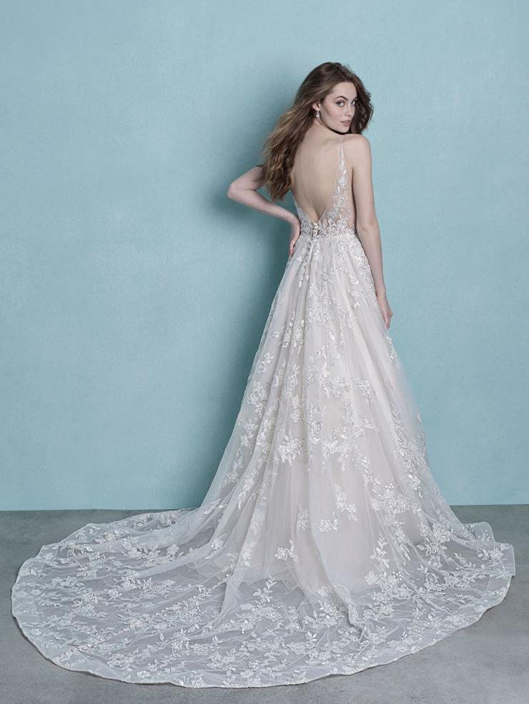 Allure Bridals Style #9758