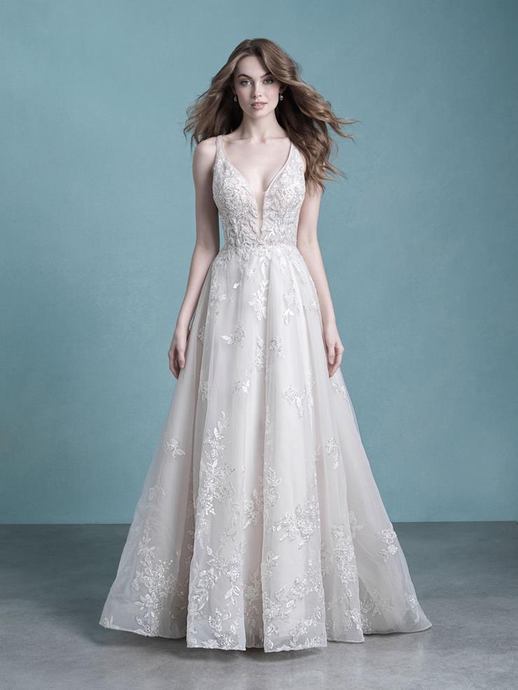 Allure Bridals Style #9758 Image