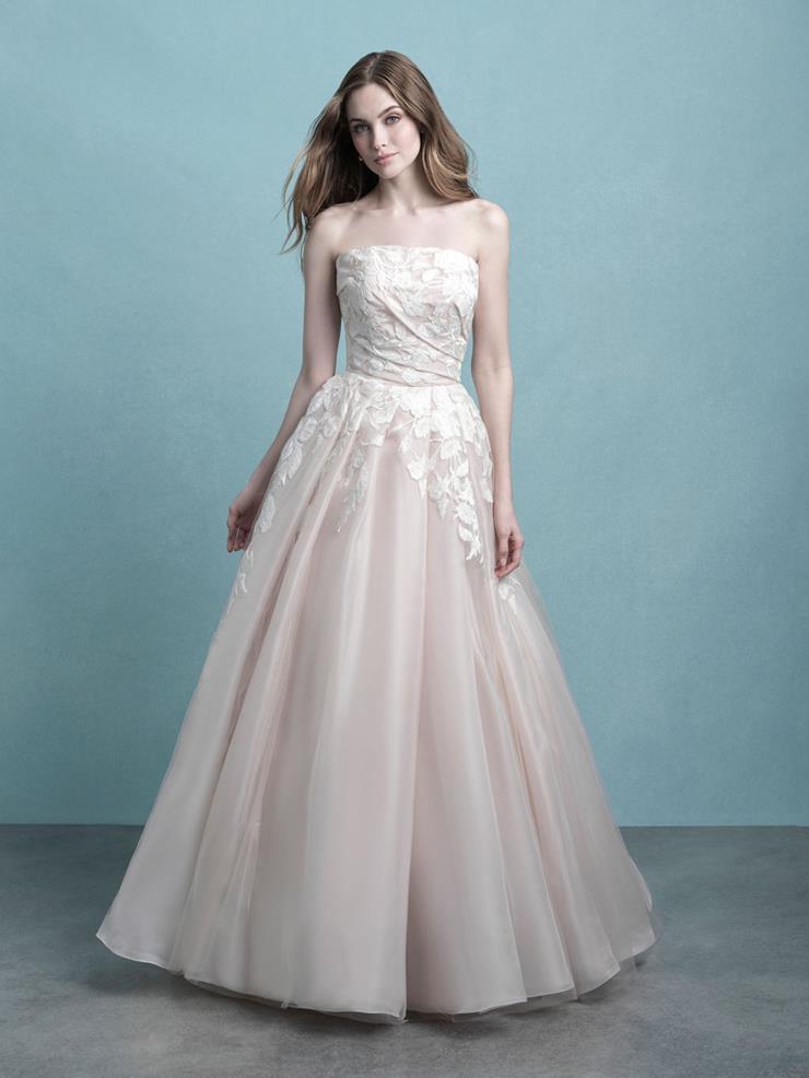Allure Bridals Style #9761  Image