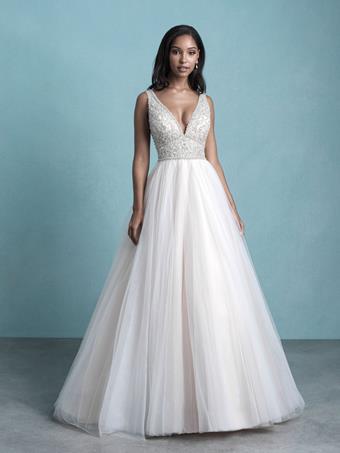 Allure Bridals Style No. 9764