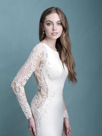 Allure Bridals Style No. 9773