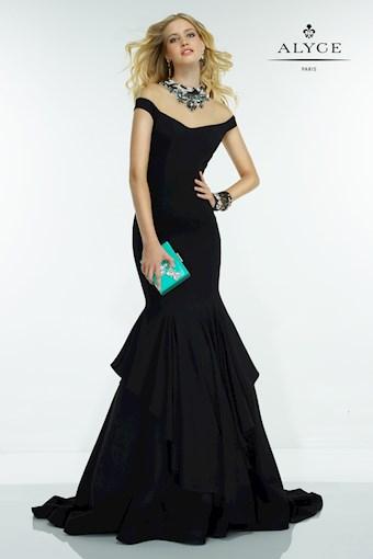 Alyce Paris Style #2551