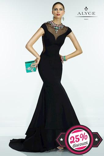 Alyce Paris Style #2556