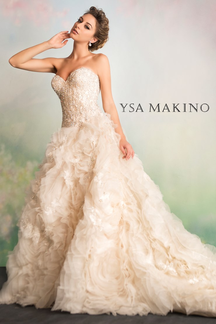 Ysa Makino YM924 Image