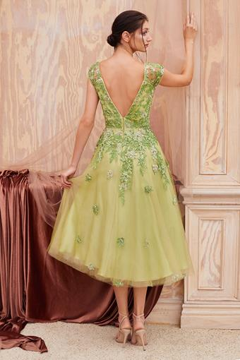 A&L Couture Style #A0984S