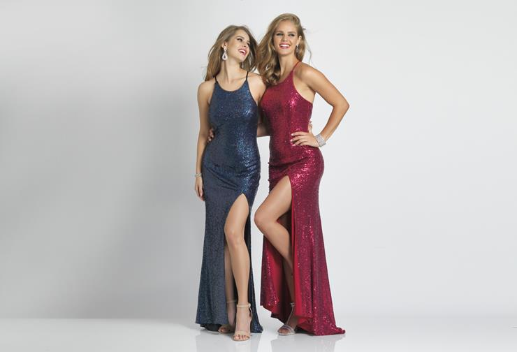 Dave & Johnny Prom Dresses Style #7574