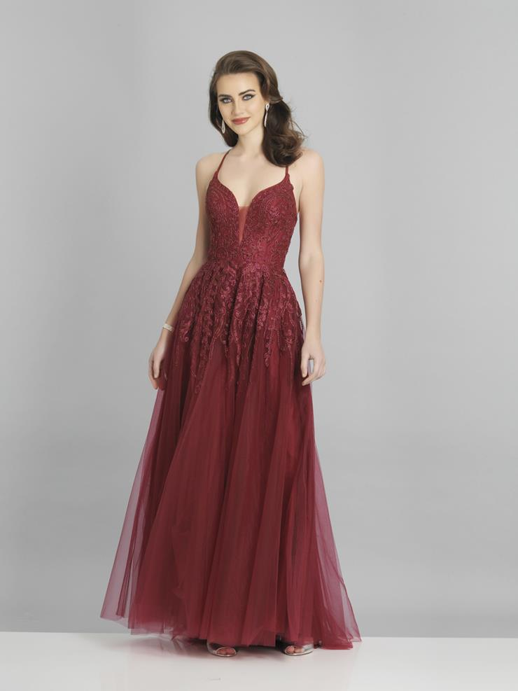 Dave & Johnny Prom Dresses Style #8507