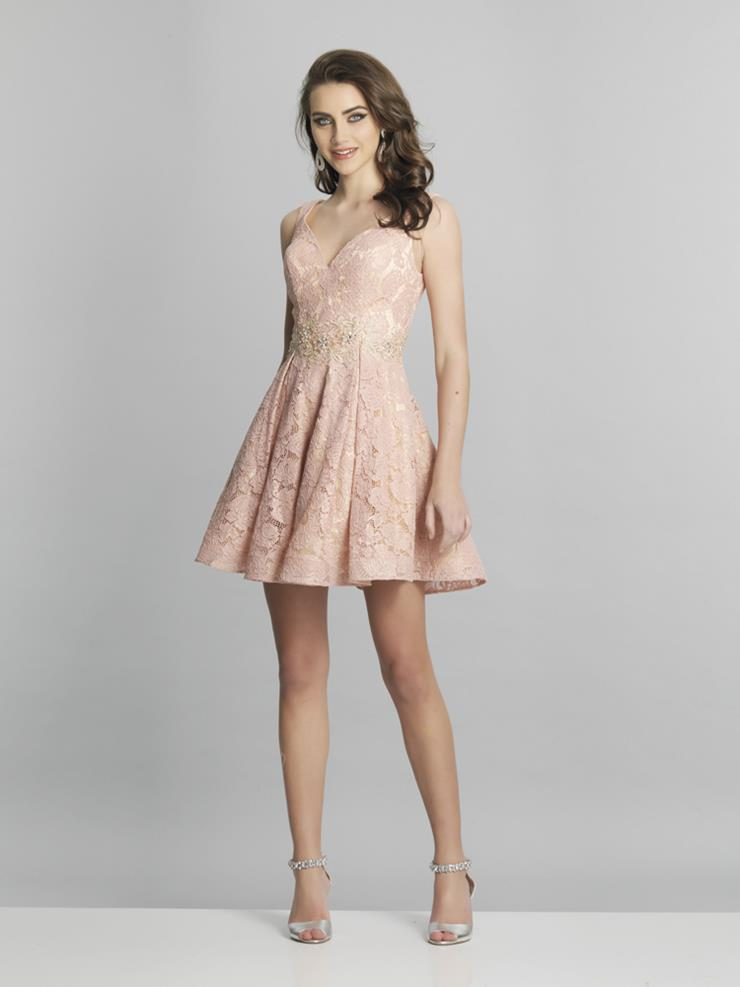 Dave & Johnny Prom Dresses Style #8607