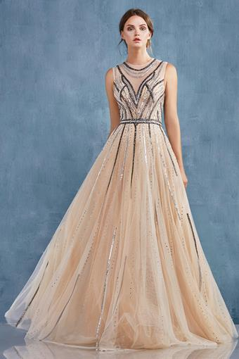 Andrea & Leo Couture Style: A0871