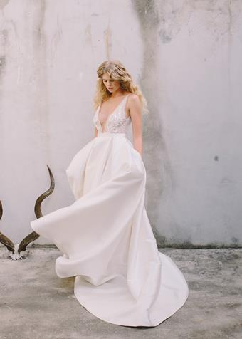 Anna Georgina Miley Bodice and Una Skirt