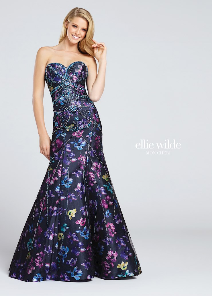 Ellie Wilde Style #EW117007