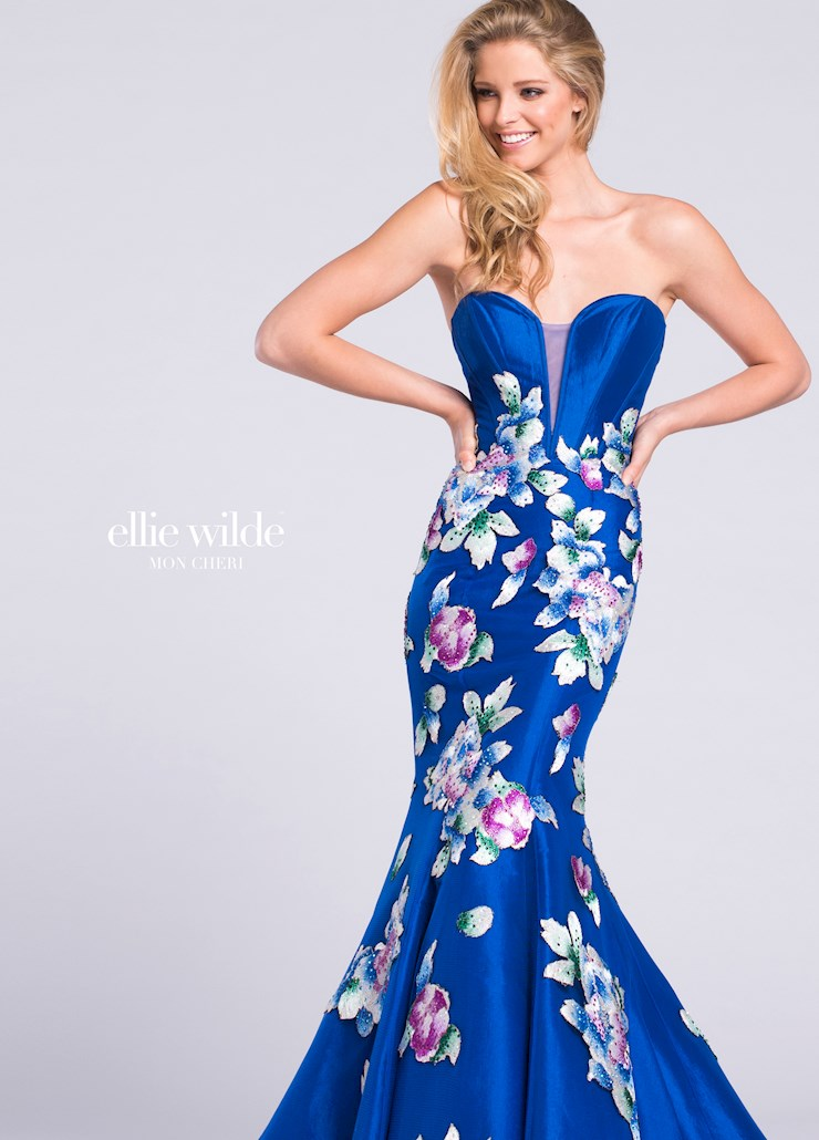Ellie Wilde Style #EW117022
