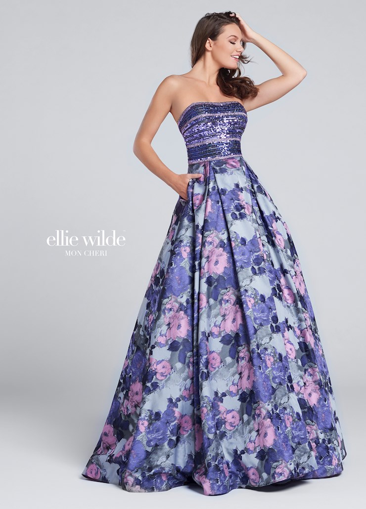 Ellie Wilde Style #EW117162