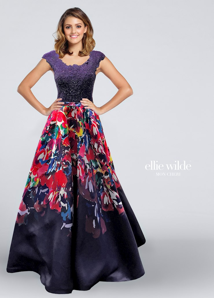 Ellie Wilde Style #EW117171