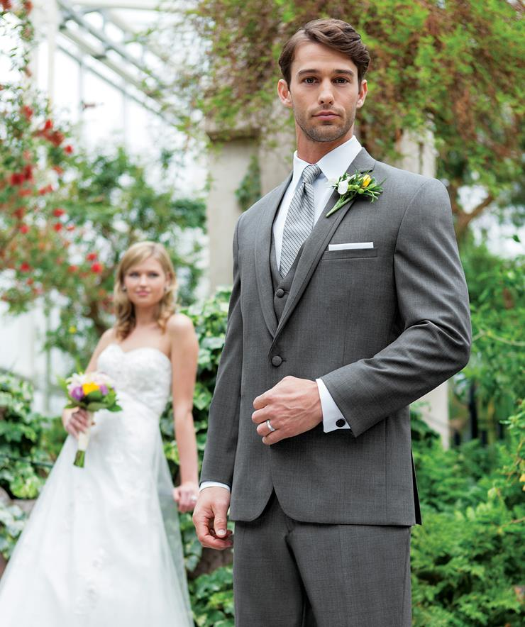Menswear Grey Aspen Image