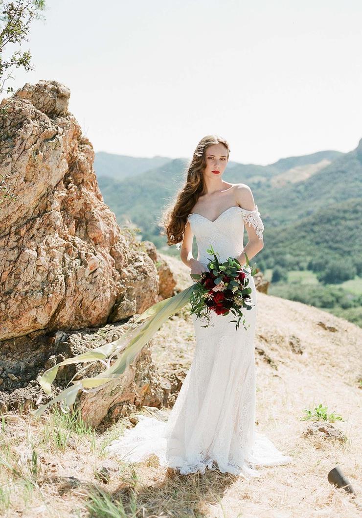 Claire Pettibone bordeaux  Image