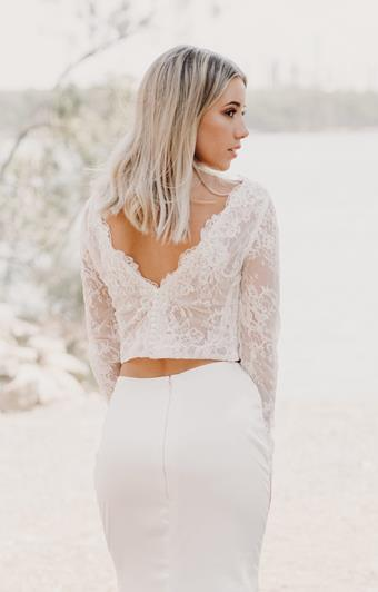 Goddess By Nature Style #PENELOPE BRIDAL TOP