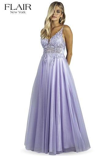 Flair Prom Style No. 21202