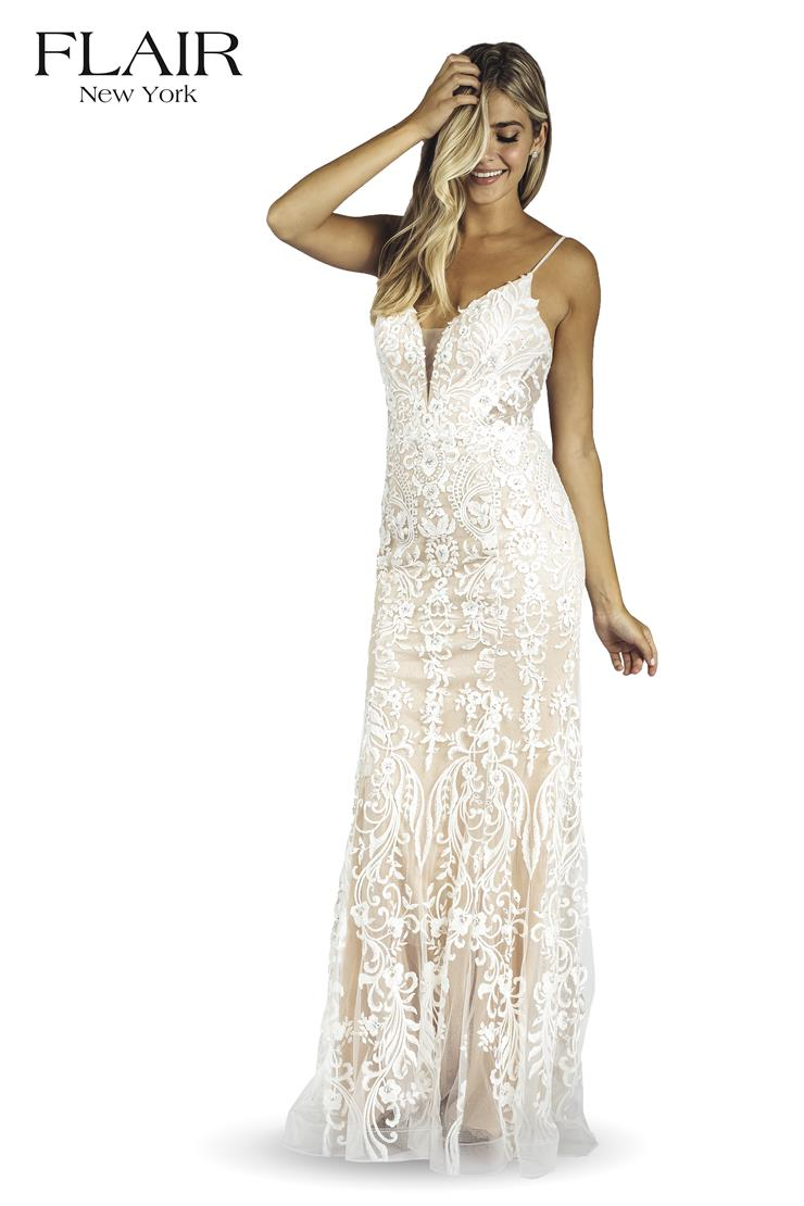 Flair Prom Style #21226 Image