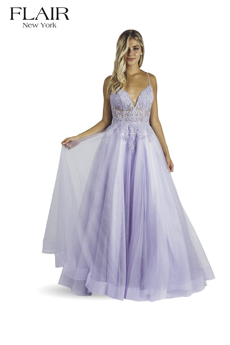 Flair Prom Style #21242 Image