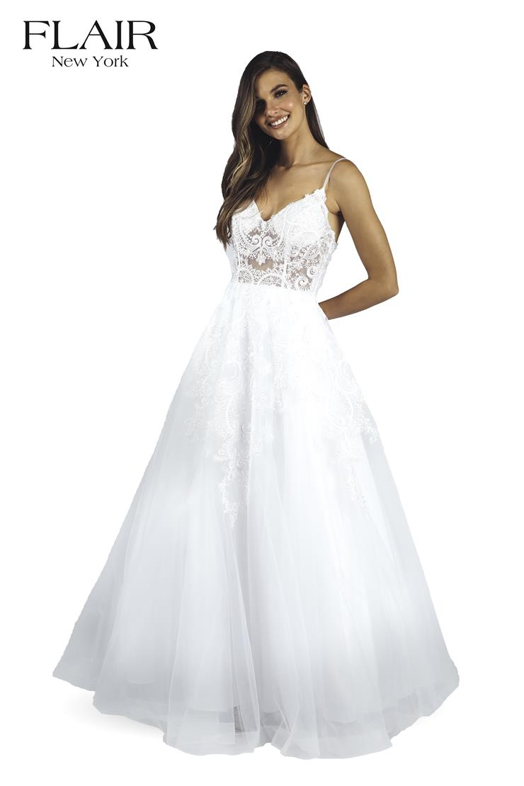 Flair Prom Style #21256  Image