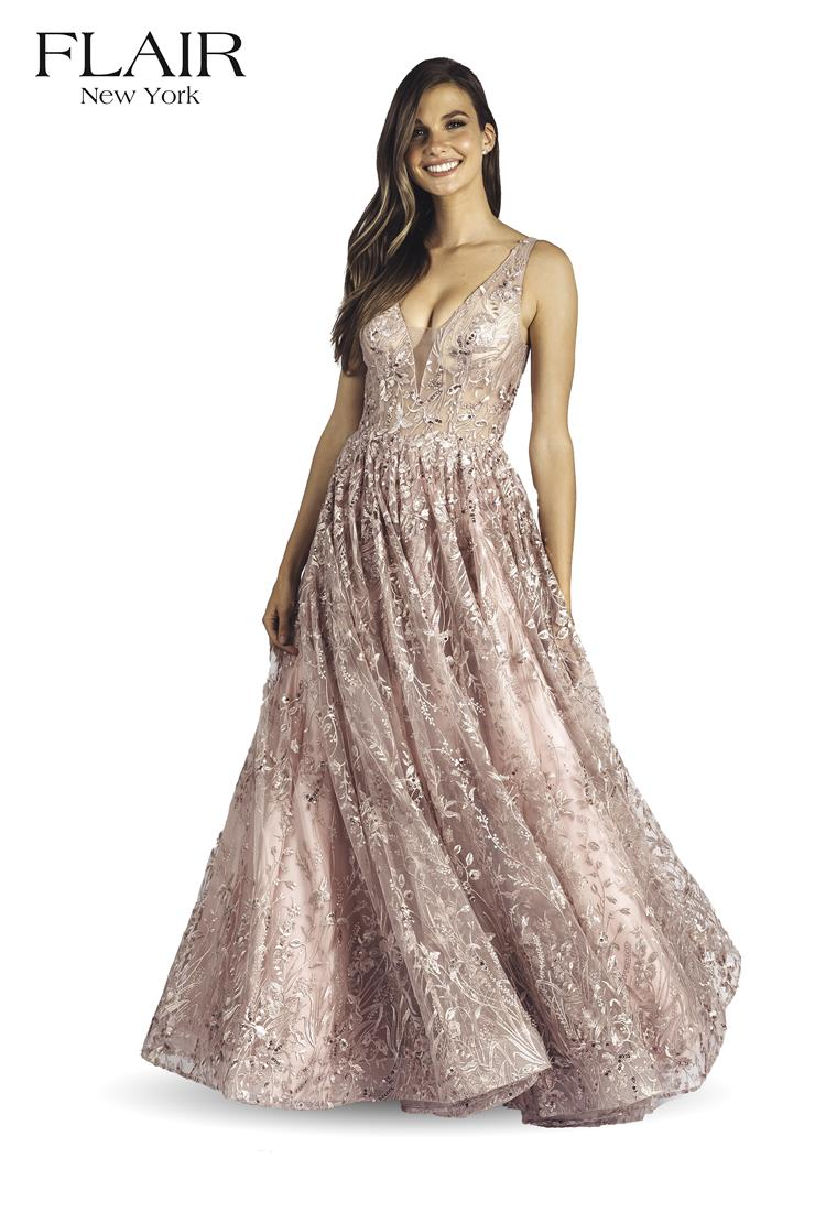 Flair Prom Style #21258 Image