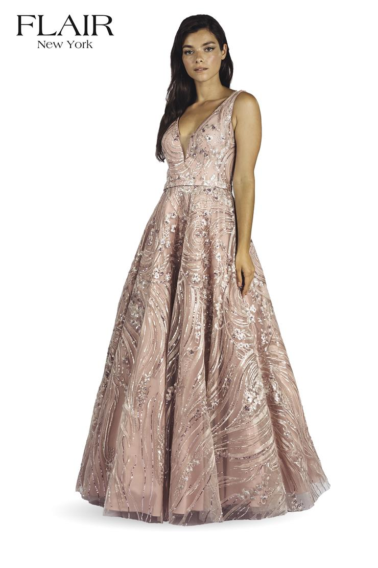 Flair Prom Style #21260  Image