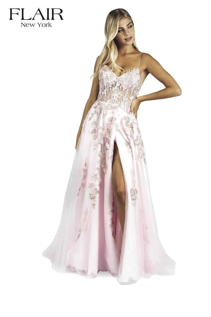 Flair Prom Style #21265 Image