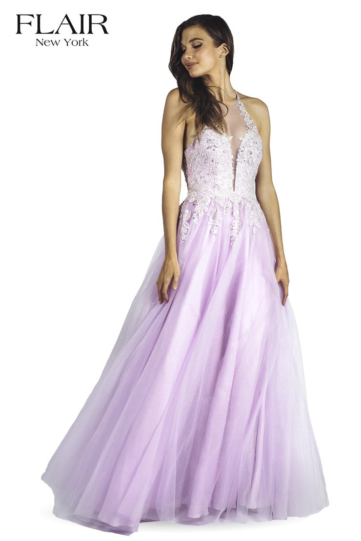 Flair Prom Style #21266  Image