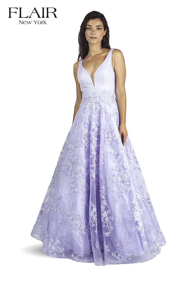 Flair Prom Style #21268 Image