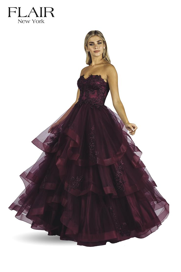 Flair Prom Style #21287  Image